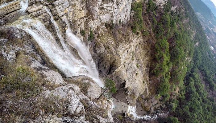 Фото Самый высокий водопад Европы