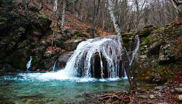 Фото Водопад Джур-Джур Алушта
