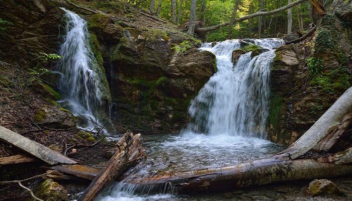Фото Водопад Головкинского