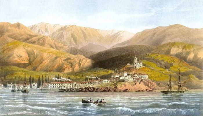 История Ялты 18 век