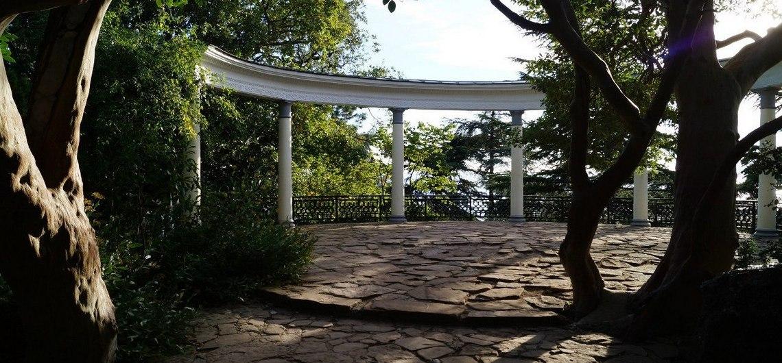 Никитский ботаничекский сад