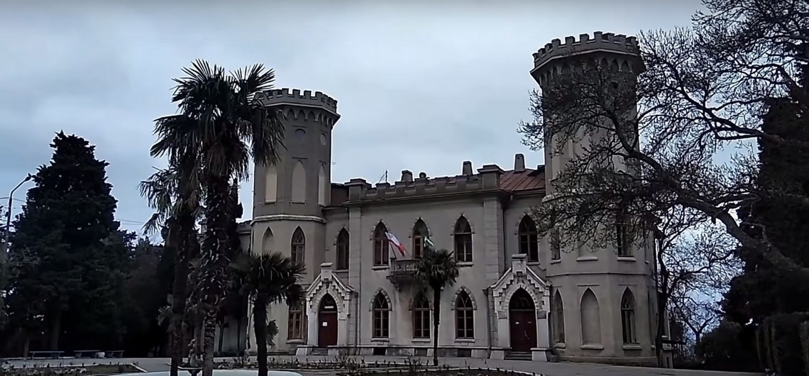 Дворец Ясная Поляна