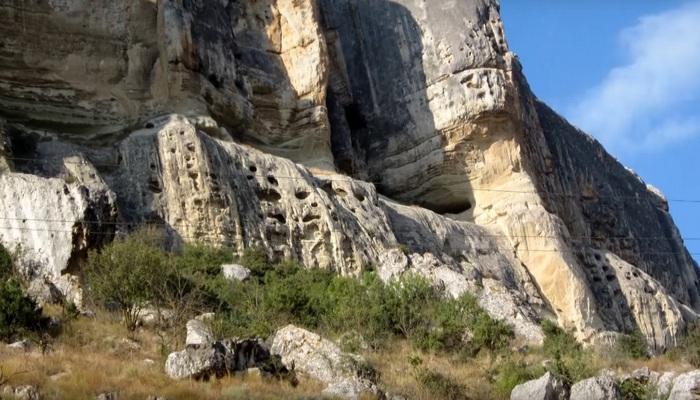 фото Пещерный город в Бахчисарае