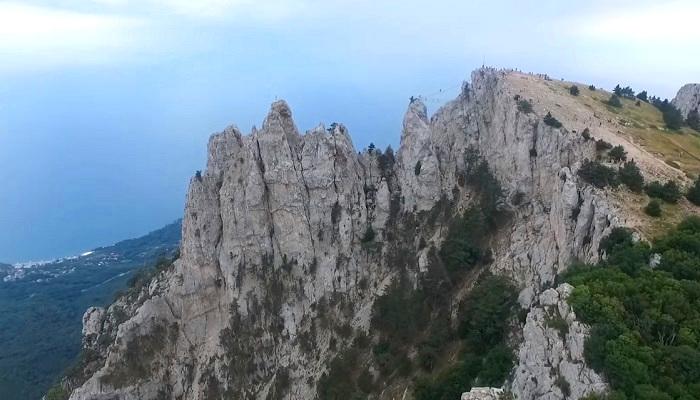 Фото Гора Ай-Петри Крым