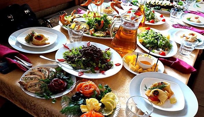 Фото Банкет в кафе Стрелец Ялта