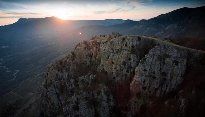 фото Крымский полуостров