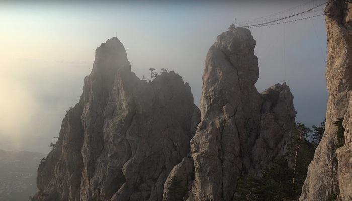 фото Природный заповедник в Крыму