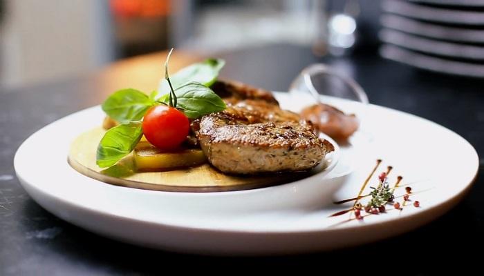 Фото Мясное блюдо Лофт кафе Ялта