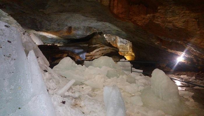 Фото Пещера Трехглазка