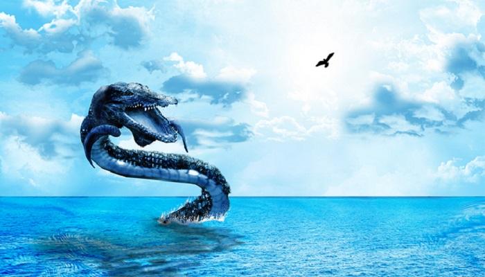 Фото Карадагское чудовище